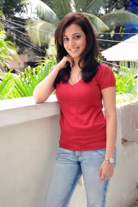 Nisha Agarwal in April 2010