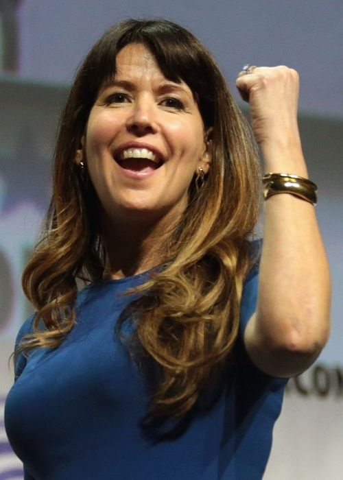 Patty Jenkins as seen at the 2017 WonderCon for Wonder Woman in California