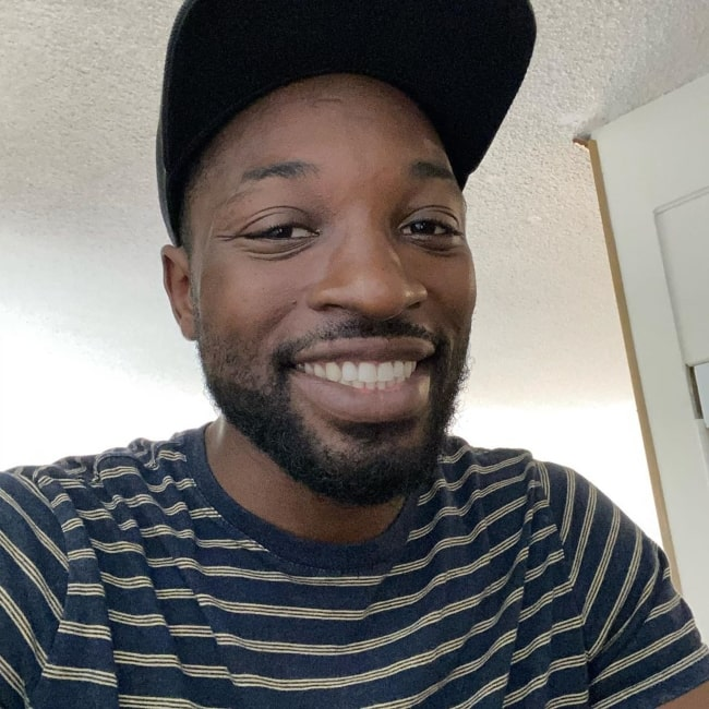 Preacher Lawson in October 2020 disclosing how he has been getting haircuts and hair twist many times a week for months and that he has finally decided to simply cover it up with a hat
