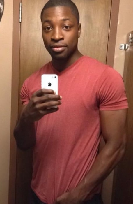 Preacher Lawson when he was 23 years old