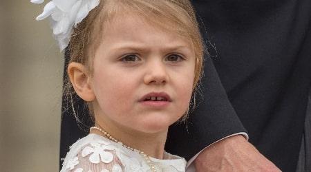 Princess Estelle, Duchess of Östergötland Height, Weight, Age, Body Statistics