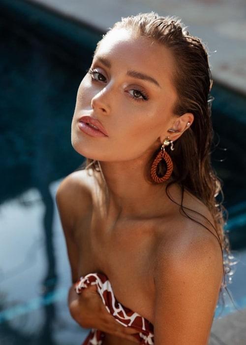 Rachel K Starr as seen in a picture that was taken in Los Angeles, California in August 2020