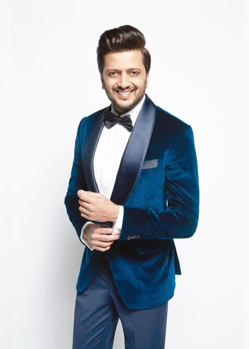 Riteish Deshmukh as seen in an Instagram Post in January 2020