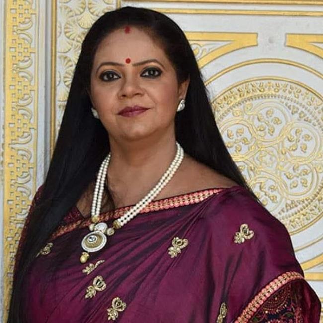 Rupal Patel as seen in an Instagram post in June 2020