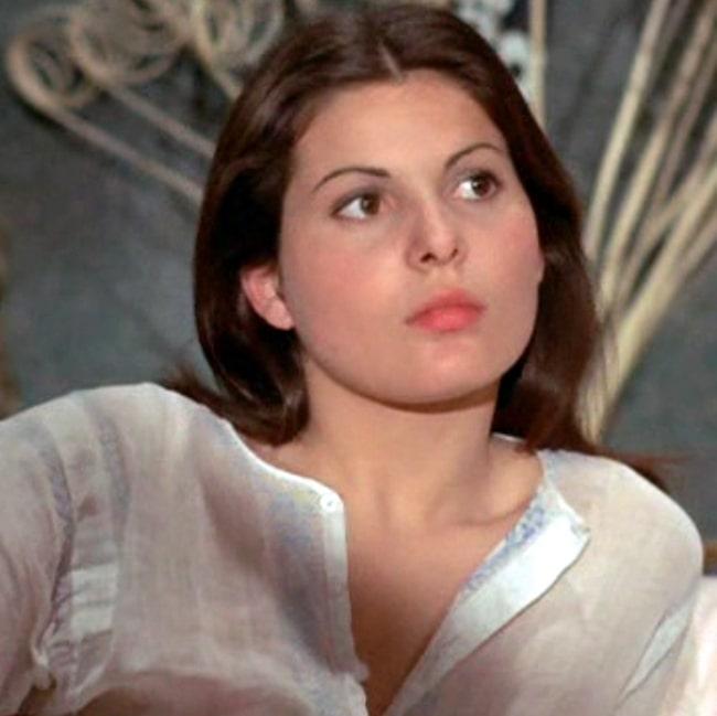 Simonetta Stefanelli as seen in 'In nome del popolo italiano' (1971)