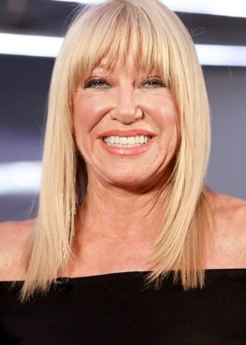 Suzanne Somers as seen in an Instagram Post in June 2020