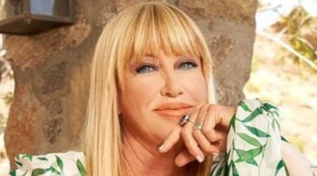 Suzanne Somers Height, Weight, Age, Body Statistics
