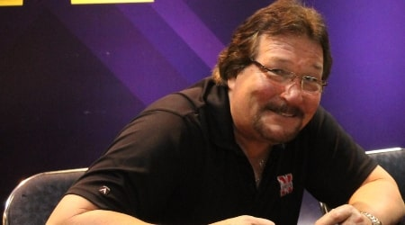 Ted DiBiase Height, Weight, Age, Body Statistics