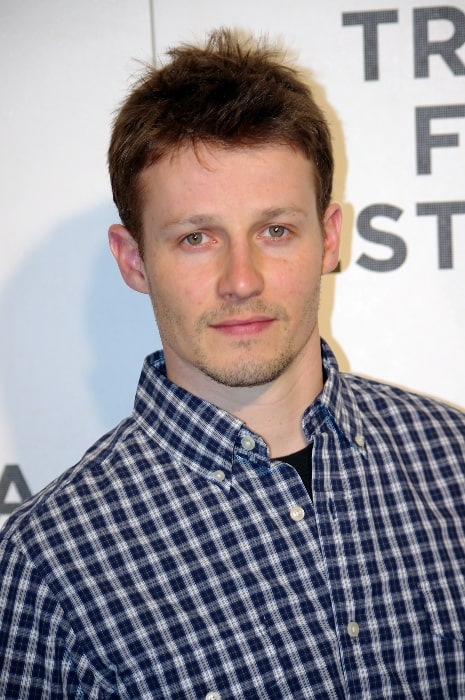 Will Estes as seen at the 2011 Tribeca Film Festival opening of 'The Bang Bang' Club