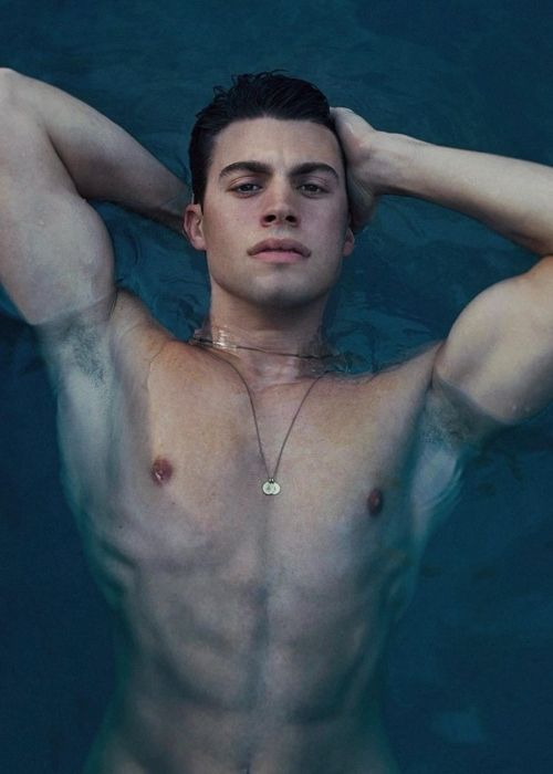 Andrew Matarazzo as seen in a picture that was taken in Los Angeles, California in October 2020