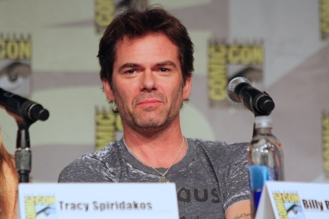 Billy Burke as seen at the 2013 Comic Con