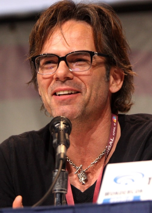 Billy Burke as seen while speaking at the 2013 WonderCon in Anaheim, California on March 30, 2013