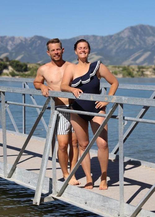 Bonnie Hoellein and Joel Hoellein, as seen in July 2020
