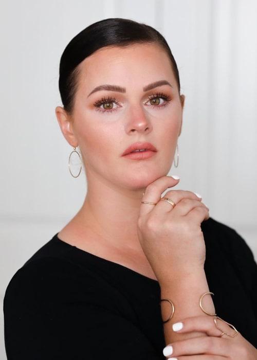 Bonnie Hoellein as seen in an Instagram Post in August 2020