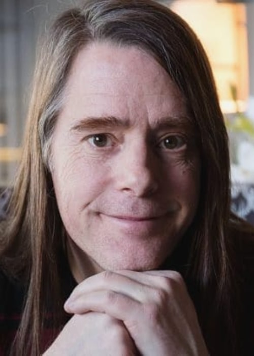 Chad Channing as seen in an Instagram Post in February 2020
