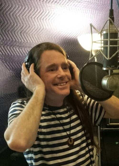 Chad Channing as seen in an Instagram Post in January 2018