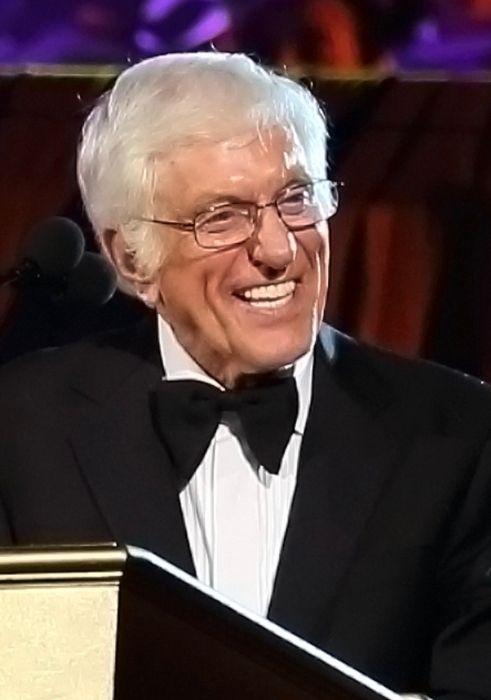 Dick Van Dyke as seen in 2012