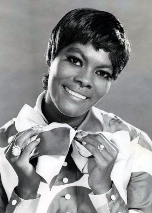 Dionne Warwick as seen in 1969