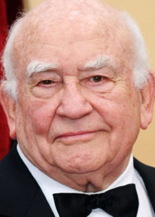 Ed Asner as seen in an Instagram Post in August 2012