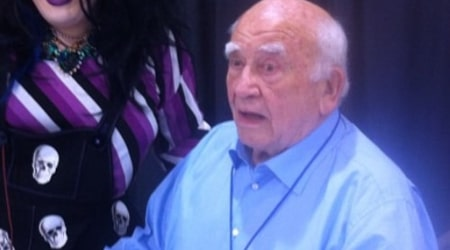 Ed Asner Height, Weight, Age, Body Statistics