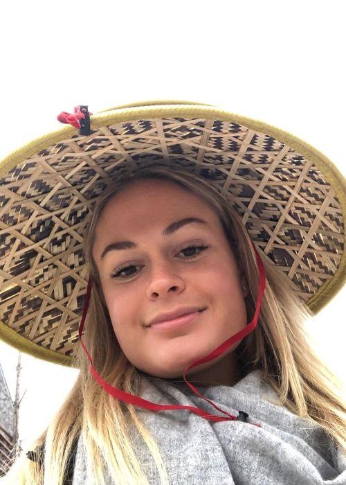 Ella Willis as seen in November 2019