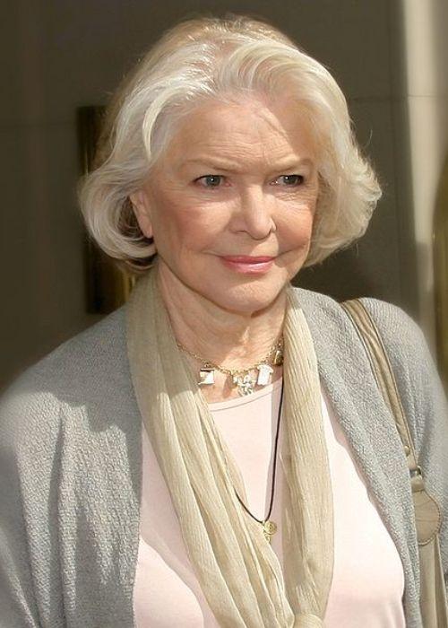 Ellen seen at the Toronto International Film Festival in 2007