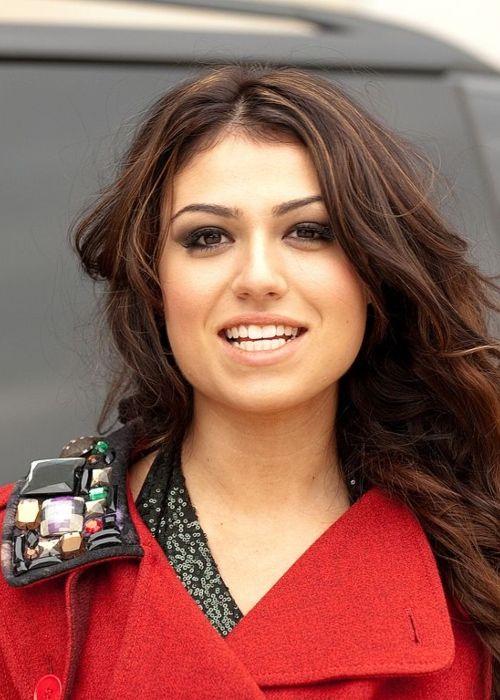 Gabriella Cilmi as seen in 2010