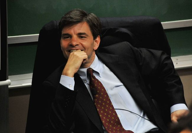 George Stephanopoulos as seen in 2009