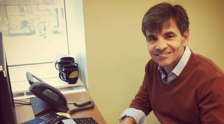 George Stephanopoulos Height, Weight, Age, Body Statistics