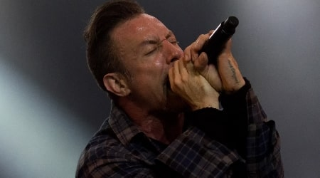 Greg Puciato Height, Weight, Age, Body Statistics