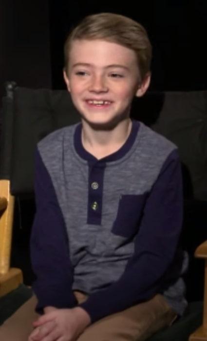 Jackson Robert Scott in a 2018 interview with MTV