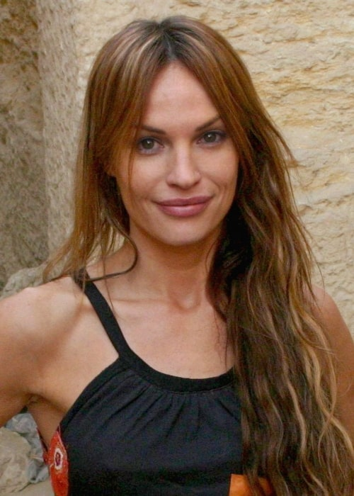 Jolene Blalock as seen in a picture that was taken Cairo, Egypt