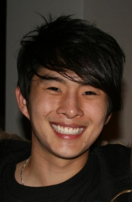 Justin Chon as seen in February 2009
