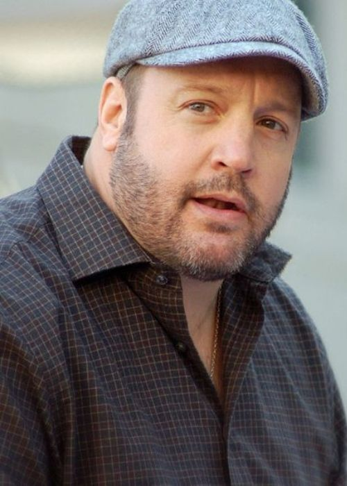 Kevin James as seen in 2011
