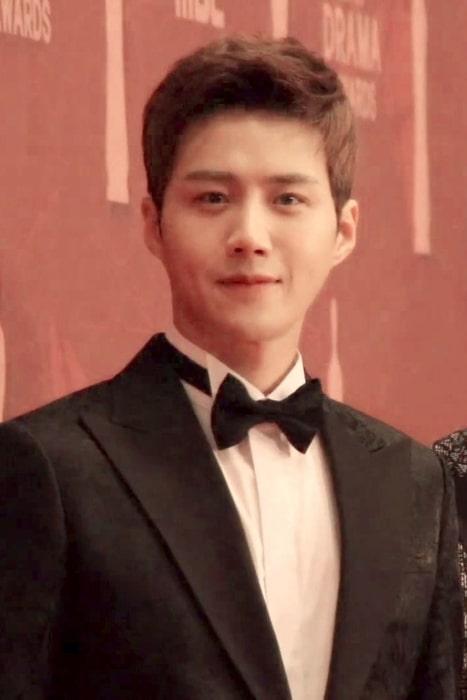 Kim Seon-ho in December 2017