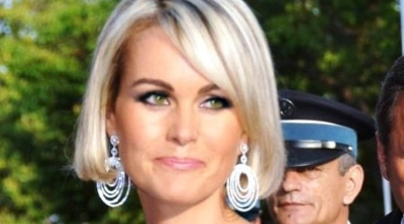 Laeticia Hallyday Height, Weight, Age, Body Statistics