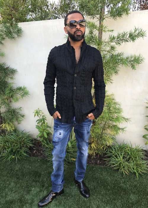 Mike Epps as seen in an Instagram Post in March 2020
