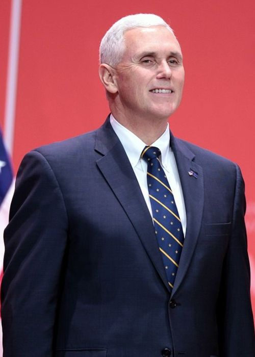 Mike Pence as seen at the CPAC in 2015