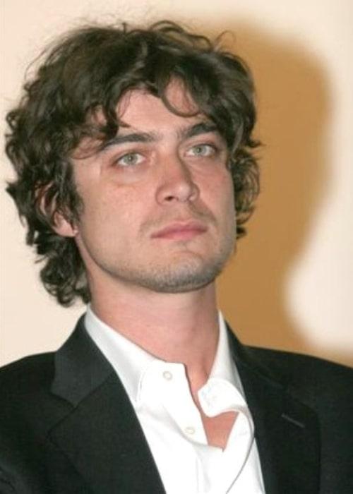 Riccardo Scamarcio as seen in 2008