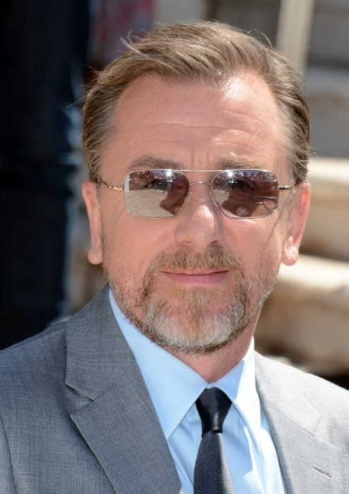 Tim Roth as seen at the Cannes Film Festival in 2014