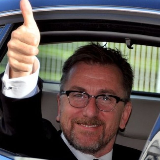 Tim Roth pictured at the Cannes film festival in 2012