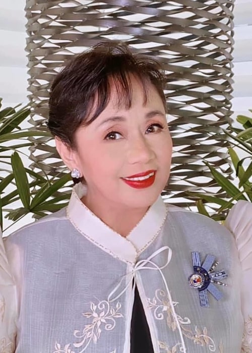 Vilma Santos as seen in an Instagram Post in July 2020