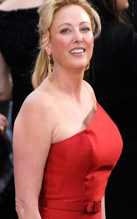 Virginia Madsen pictured at the 2009 Academy Awards