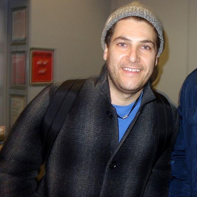 Adam Pally as seen in 2018