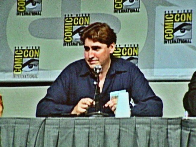 Alfred Molina as seen at the panel of the 2003 San Diego Comic-Con
