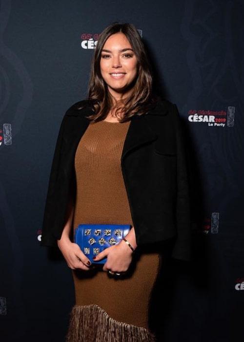 Alma as seen in an Instagram Post in February 2019