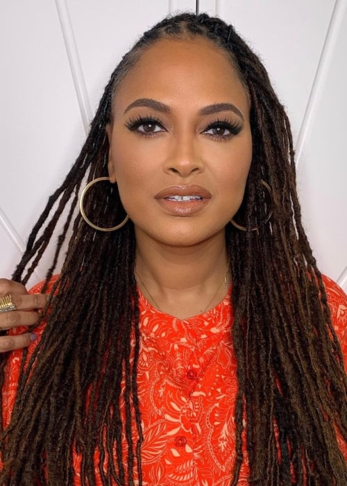 Ava DuVernay as seen in an Instagram Post in August 2020