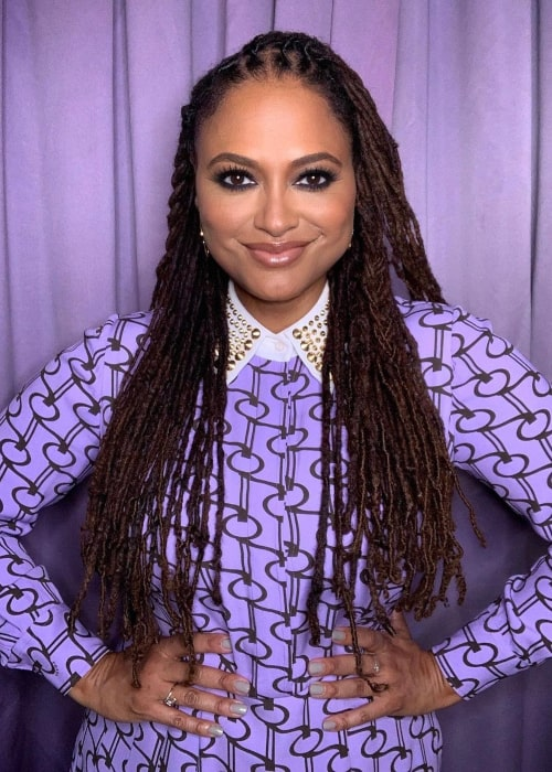 Ava DuVernay as seen in an Instagram Post in July 2020