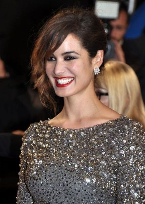Bérénice Marlohe as seen at the French premiere of Skyfall in 2012