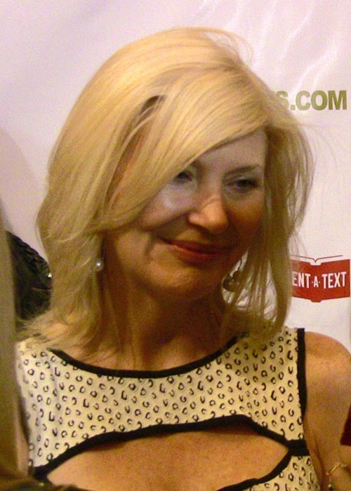Beth Broderick as seen in a picture that was taken on June 27, 2011
